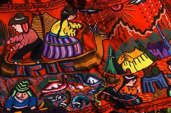 Artesanía Inca