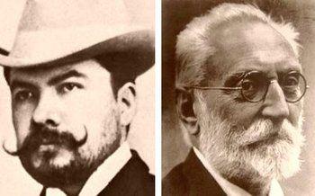 Rubén Darío y Miguel de Unamuno