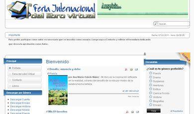 1ª Feria Internacional del Libro Virtual