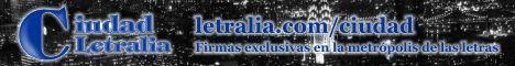 Ciudad Letralia, firmas exclusivas en la metrópolis de las letras
