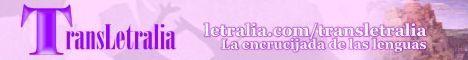 TransLetralia, la encrucijada de las lenguas